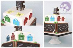 Pre-school leavers cake
