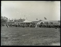 Picnic grounds, Toronto, NSW, 7 September 1903