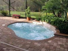 small built in pools small swimming pool with mini fountain pictures of small built in pools