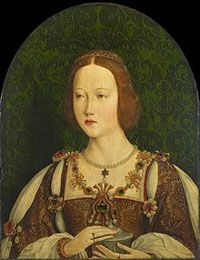 Mary Tudor didn't quite match her brother, King Henry VIII, for marital chaos. But she did scandalise the English court after marrying without permission following the death of her first husband, King Louis XII of France.