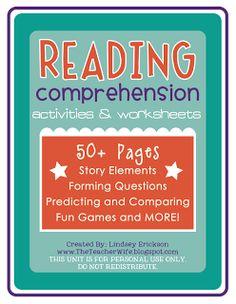 Erica's Ed-Ventures: Reading Logs & FREE Reading Log Starter Kit
