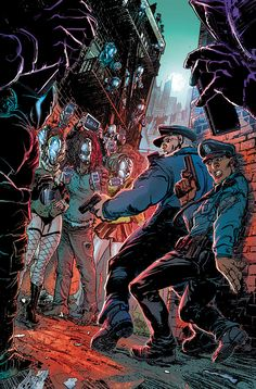 """First announced back in February, this spring DC Comics and writer Gail Simone are bringing a brand new superhero team to the New 52 targeting greed, corruption and grassroots super-villainy in """"The Movement.""""...Describing the series as """"what would happen if a group like the Teen Titans or the X-Men were created today,"""" Simone spoke with Comic Book Resources about the upcoming book, her inspiration and what DC characters readers will see populating the pages of """"The Movement."""""""