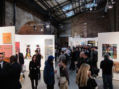 London's Moniker Art Fair Becomes First Fair to Accept Bitcoin Payments