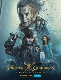 Pirates of the Caribbean - 3/5