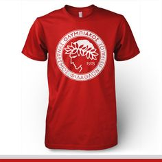 Olympiacos Greece T-shirt - Pandemic Soccer
