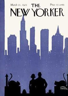 March 21, 1925 The New Yorker