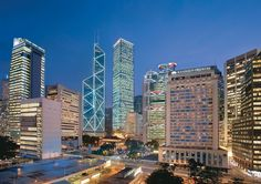 Day Five: stay at the Mandarin Oriental Hotel, ideal for business.