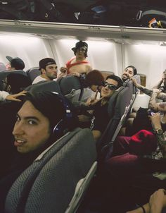ok I would die if I just happened to be on this flight