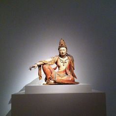 Guanyin statue at st Louis art museum. - @noritoy- #webstagram