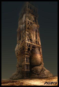 Women's tower by pulsar69fr.deviantart.com on @DeviantArt