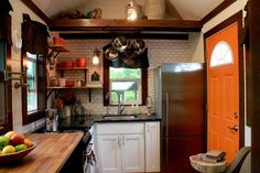 Tiny Home for Engaged Couple | Tiny Heirloom Luxury Custom Built Tiny Homes