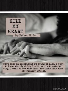 Hold My Heart, I Want To Know, She Likes, Letting Go, Hold On, Singing, Novels, Let It Be, Face