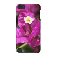 Purple And Pink Bougainvillea iPod Touch 5g Case   iPod Touch 5th Generation Cases