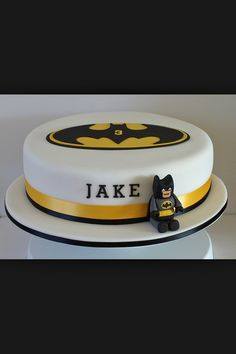 Lego Batman Cake Ideas found on web search