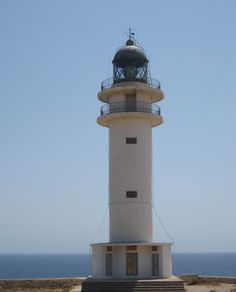 Lighthouse. Formentera