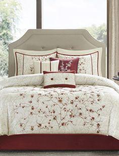7-Piece Blossom Comforter Set