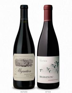 Migration Duckhorn Wine Co Cf Napa Brand Design