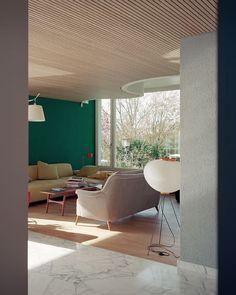 Villa Bassersdorf, Romero & Schaefle Architekten, 2013 / Zusammenarbeit mit Karin Gauch