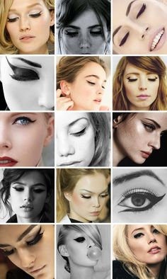 black eyeliner ideas