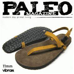 New review via @paleomagazine Alpha Earth Runners! http://go.shr.lc/1JyHsvy  #minimalistsandals