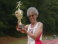 sporty old woman - Google Search