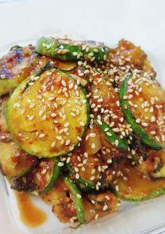K Food, Vegetable Seasoning, Food Festival, Korean Food, Food Plating, Ratatouille, Salmon Burgers, Sushi, Side Dishes