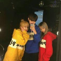 Ulzzang friendship goals boy and girl