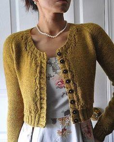 Bellissima versione del Miette di Andi Satterlund, elegante e sobrio. Su Ravelry http://bit.ly/1rxmIRn. Lana http://bit.ly/1wxGk6l #lana #pattern #knitting