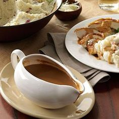 Foolproof Gravy Recipe from Taste of Home
