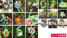 Sandra Isaksson Tree Top toys for Skip Hop.