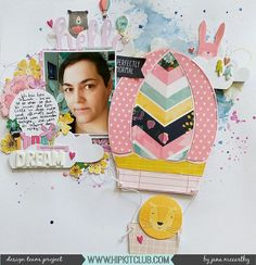 Have aome private journaling you want to hide? Incorporate it into your design using an interactive element just like designer @janammcc has cleverly done! Jana used the #may2017 #hipkits to create this gorgeous layout! @hipkitclub #hkcexclusives #exclusives #hipkitclub #hipkit #hipkitexclusives #mixedmedia #watercolors @shimelle #littlebylittle #hiddenjournaling #interactive #papercrafting #kitclub #scrapbookkits #scrapbookingkitclub #scrapbooking #whimsical #coloraddonkit #colorkit…