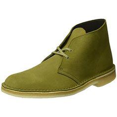 Clarks originals desert boot polacchine uomo verde 116203fc45e