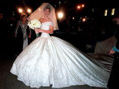 Vestido de novia de thalia muse