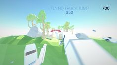 Clustertruck Review For those unaware of what Clustertruck is, consider this as hybrid mashup of the popular childhood game 'the floor is lava', and that crazy TV programme Ice Road Truckers - if those truckers were REALLY drunk. It also comes with an art style and design almost identical to that of indie gem, SUPERHOT. http://www.thexboxhub.com/clustertruck-review/