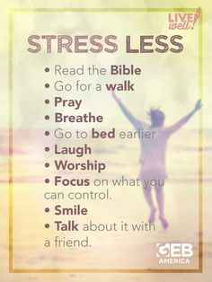 Feeling stressed? Try one of these tips. Watch GEB America for more.
