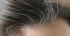 Zapobiegaj Siwym Włosom. Ten Domowy Produkt Sprawi, Że Włosy Utrzymają Naturalny Kolor