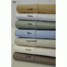 T450 King (Cal-King) Solid Waterbed Sheet set Unattached