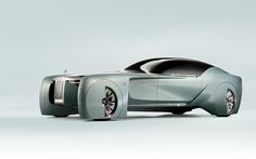 Rolls-Royce unveiled their new Vision Next 100 design, which features high-end details like a virtual assistant with no actual driver of course. Read on.