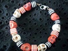 Skulls 'n Candy bracelet