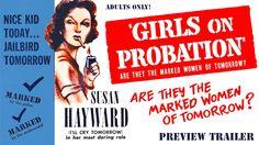 GIRLS ON PROBATION - Susan Hayard circa 1950s