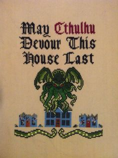 Cthulhu  I need to make this! XD