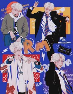 Ryo Ohki Anime is Coming Back for a Fifth Season Namjoon, Bts Chibi, Wallpaper Iphone Cute, Bts Wallpaper, Wallpaper Doodle, Character Art, Character Design, Bts Cute, Bts Aesthetic Pictures