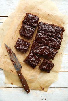 Brownie med kikærter