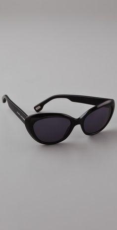 aa6b5e7f186 Marc Jacobs Sunglasses Cat Eye Sunglasses - StyleSays Marc Jacobs Sunglasses