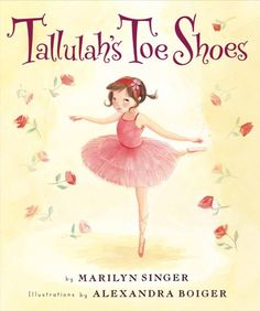 Tallulah Toe Shoes - Dance Recital Gifts for Kids