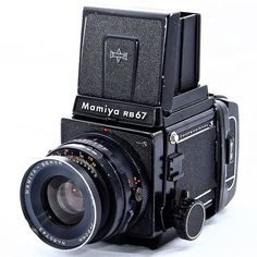 Mamiya -- my first portrait camera. I WANT another one so badly.