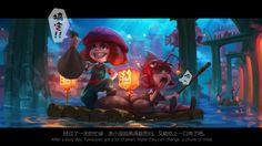 Life in Yus City 02, Crazy JN on ArtStation at https://www.artstation.com/artwork/BVePz