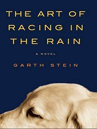 written from the dogs perspective. This is SUCH a good book...may have to dust it off for our beach trip