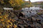 Oxtongue River Ragged Falls Provincial Park