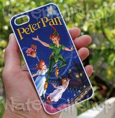 Peter Pan Walt Disney iPhone Case